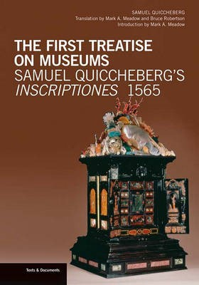 The First Treatise on Museums - Samuel Quiccheberg's Inscriptiones, 1565 - pr_84316
