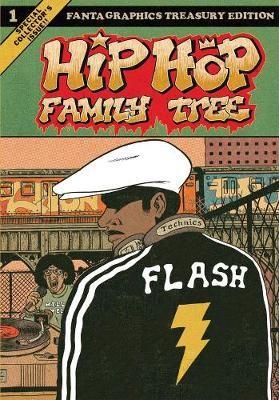 Hip Hop Family Tree -