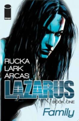 Lazarus Volume 1 -