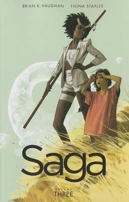 Saga Volume 3 -