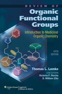 Review of Organic Functional Groups -