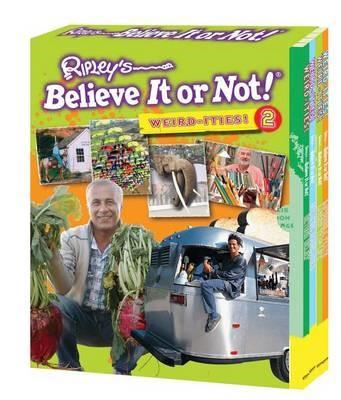 Ripley's Believe It or Not!: Weird-Ities! 2 - pr_1869593