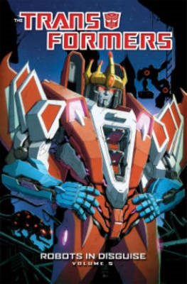 Transformers: Robots In Disguise Volume 5 -