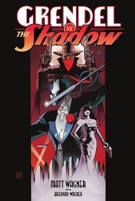 Grendel Vs. The Shadow - pr_61970