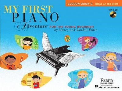 My First Piano Adventure - Lesson Book B -