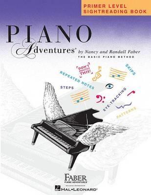 Piano Adventures Primer Level - Sightreading Book -
