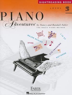 Piano Adventures Level 2b -  Sightreading Book -