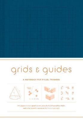Grids & Guides (Navy) Notebook - pr_283971