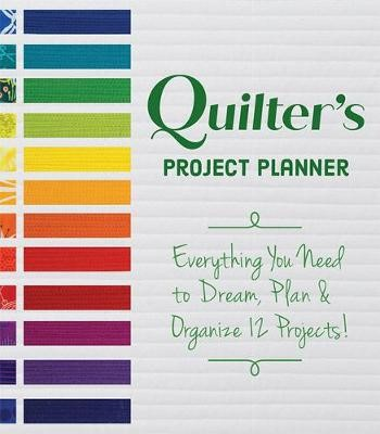 Quilter's Project Planner -