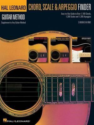 Guitar Chord, Scale & Arpeggio Finder -