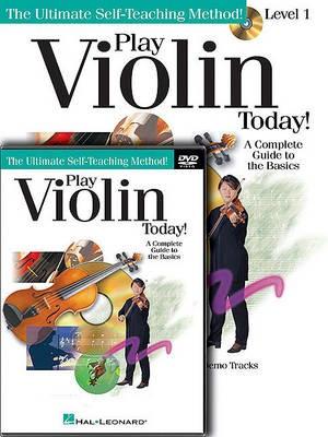 Play Violin Today! Beginner's Pack -