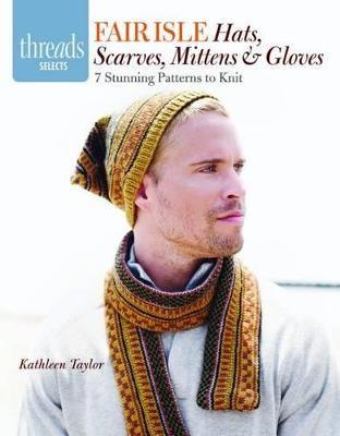 Fair Isle Hats, Scarves, Mittens & Gloves - pr_212904
