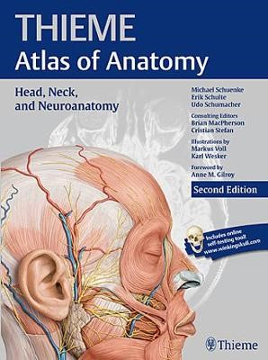 Head, Neck, and Neuroanatomy (THIEME Atlas of Anatomy) - pr_889