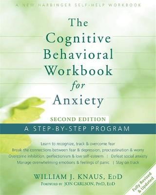 Cognitive Behavioral Workbook for Anxiety -