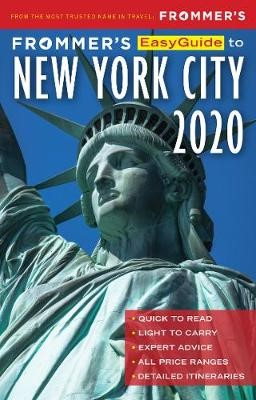 Frommer's EasyGuide to New York City 2020 -