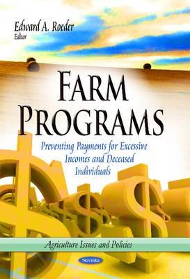 Farm Programs -