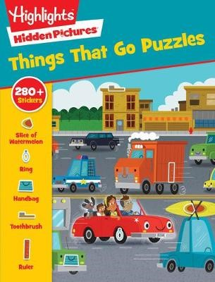 Things That Go Puzzles - pr_1746857