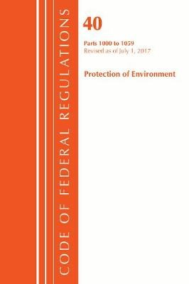 Code of Federal Regulations, Title 40: Parts 1000-1059 (Protection of Environment) TSCA Toxic Substances - pr_85823