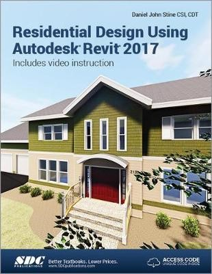 Residential Design Using Autodesk Revit 2017 (Including unique access code) - pr_209793