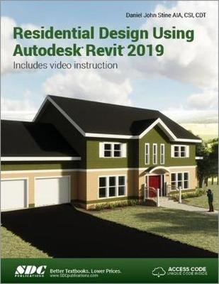Residential Design Using Autodesk Revit 2019 - pr_28105