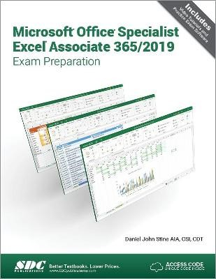 Microsoft Office Specialist Excel Associate 365 - 2019 Exam Preparation - pr_1779707