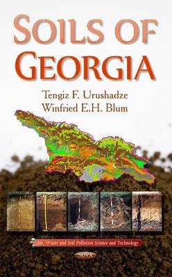 Soils of Georgia -