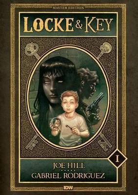 Locke & Key Master Edition Volume 1 -