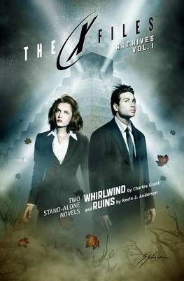 X-Files Archives Volume 1: Whirlwind & Ruins - pr_270510