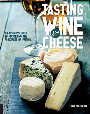 Tasting Wine and Cheese -