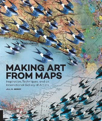 Making Art From Maps -