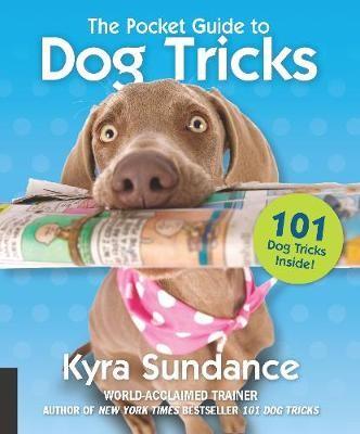 The Pocket Guide to Dog Tricks -