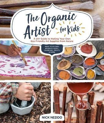 The Organic Artist for Kids - pr_1742596