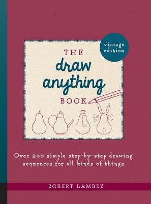 The Draw Anything Book -