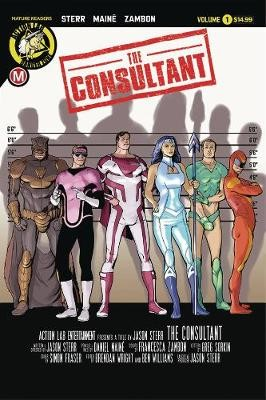The Consultant Volume 1 - pr_143803