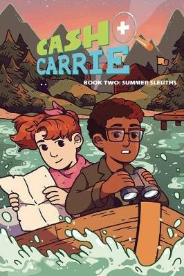 Cash & Carrie Book 2: Summer Sleuths! - pr_386368