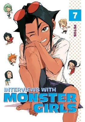 Interviews With Monster Girls 7 -
