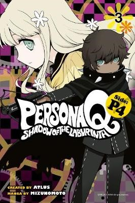 Persona Q: Shadow Of The Labyrinth Side: P4 Volume 3 - pr_260783