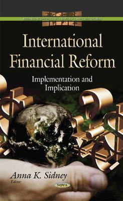 International Financial Reform -
