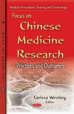 Focus on Chinese Medicine Research -