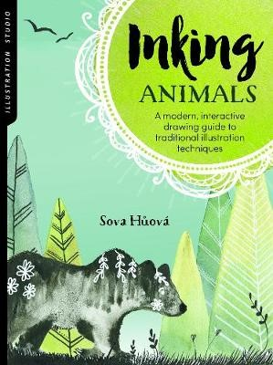 Illustration Studio: Inking Animals -