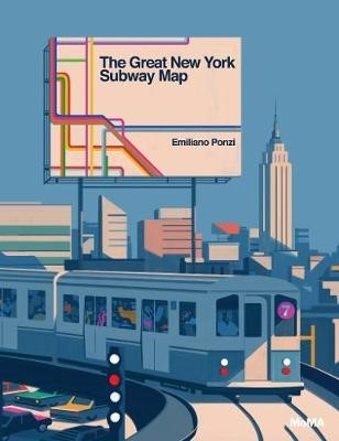 The Great New York Subway Map -