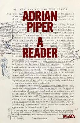 Adrian Piper: A Reader -