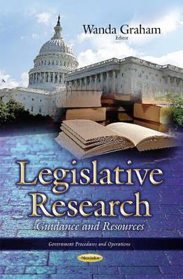 Legislative Research -