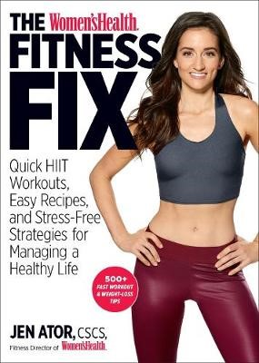 The Women's Health Fitness Fix - pr_63313