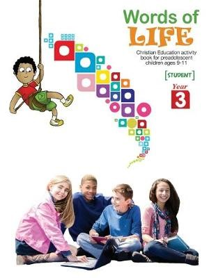 Words of Life, Year 3, Student Activity Worksheets - pr_1713663