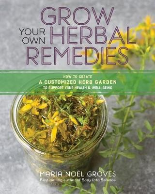 Grow Your Own Herbal Remedies: How to Create a Customized Herb Garden to Support Your Health and Well-Being -