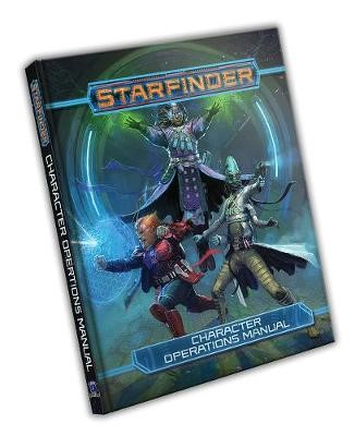 Starfinder RPG: Character Operations Manual -
