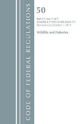 Code of Federal Regulations, Title 50 Wildlife and Fisheries 17.99(i)-End, Revised as of October 1, 2018 - pr_314229