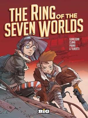 The Ring Of The Seven Worlds -