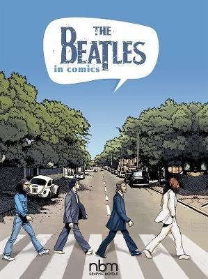 The Beatles In Comics! -